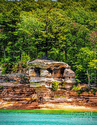 Photograph - Chapel Rock by Nick Zelinsky
