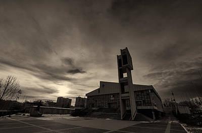 Photograph - Chapel by Tgchan