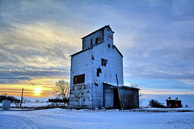 Photograph - Chapin Co-op Winter 2 by Bonfire Photography