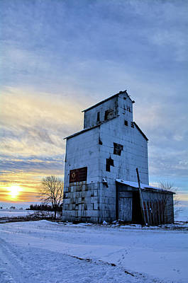 Photograph - Chapin Co-op Winter 3 by Bonfire Photography