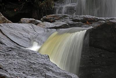 Photograph - Chapman Falls 4 by Gerald Mitchell