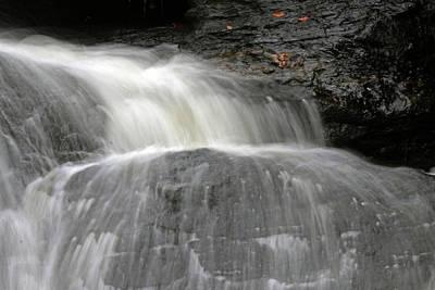 Photograph - Chapman Falls 5 by Gerald Mitchell