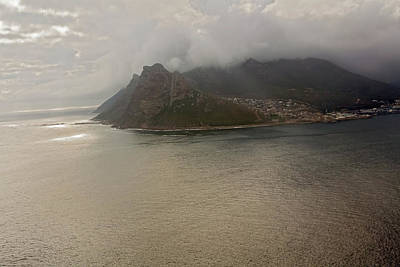 Photograph - Chapman's Peak Drive. View To Hout Bay And Hout Town by Marek Poplawski
