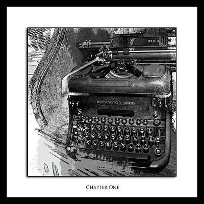 Chapter One Art Print by Monroe Snook