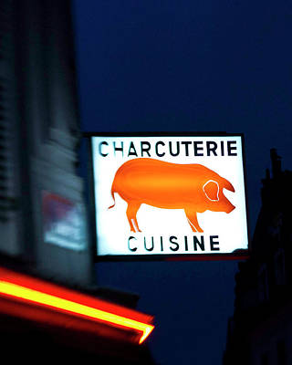 Photograph - Charcuterie Cuisine by Melanie Alexandra Price