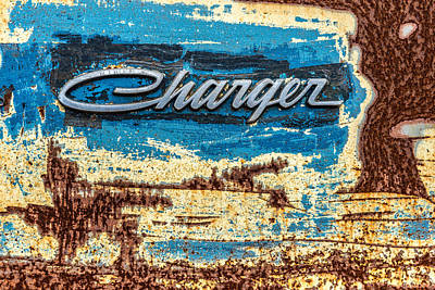 Photograph - Charger by Randy Walton