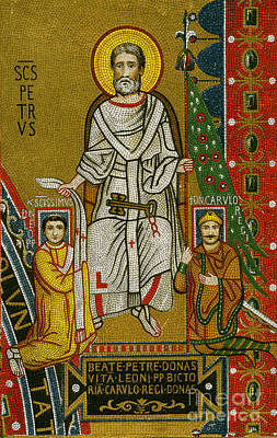 Painting - Charlemagne (742-814) by Granger