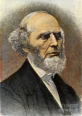 Drawing - Charles Grandison Finney by Granger
