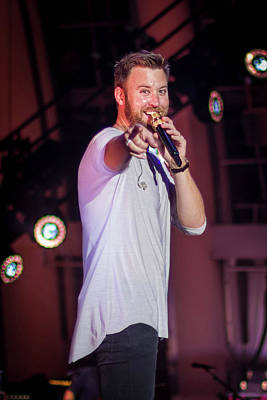 Photograph - Charles Kelley by April Reppucci