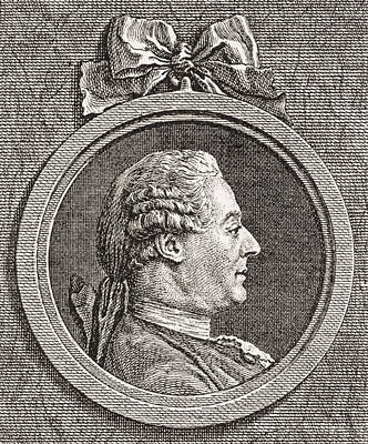 Charles Pinot Duclos, Or Pineau Duclos Art Print by Vintage Design Pics