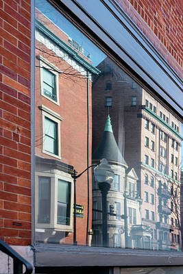 Photograph - Charles Street Baltimore by Steven Richman
