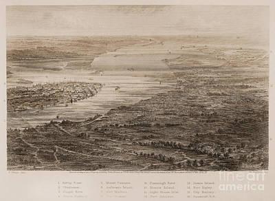 Photograph - Charleston, 1863 by Granger