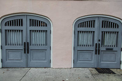 Photograph - Charleston 2 Side By Side by John McGraw
