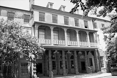 Photograph - Charleston Architecture by Emery Graham