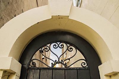 Charleston Photograph - Charleston Architecture by Manda Renee