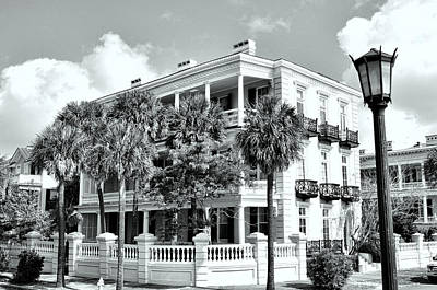 Photograph - Charleston Battery Home by Allen Beatty