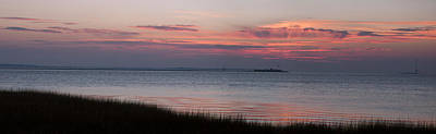 Photograph - Charleston Bay by Allen Carroll
