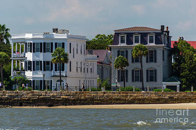 Photograph - Charleston By Sea by Dale Powell