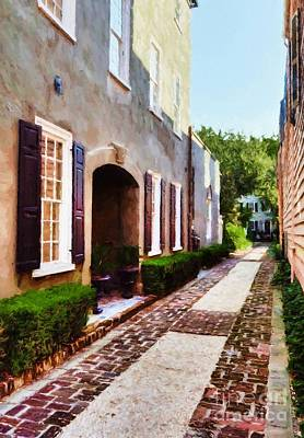 Photograph - Charleston Charm 8 by Mel Steinhauer