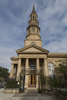 Photograph - Charleston Church 2 by John McGraw