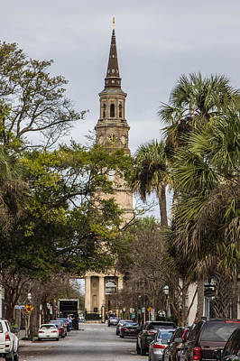 Photograph - Charleston Church 4 by John McGraw