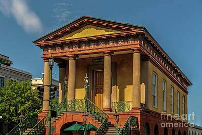 Photograph - Charleston City Market by Dale Powell