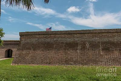Photograph - Charleston Coastal Defense by Dale Powell
