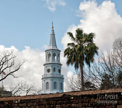 Photograph - Charleston Contrast by Dale Powell