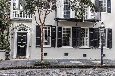 Photograph - Charleston Doorway 1 by John McGraw