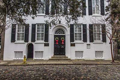 Photograph - Charleston Doorway 3 by John McGraw