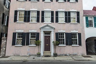 Photograph - Charleston Doorway 33 by John McGraw