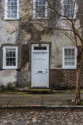 Photograph - Charleston Doorway 8 by John McGraw