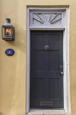 Photograph - Charleston Doorway 9 by John McGraw