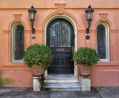 Photograph - Charleston Elegance by Dave Mills