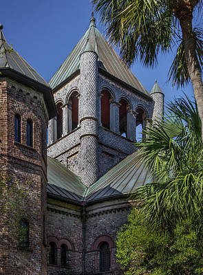 Photograph - Charleston Historic Church by James Woody
