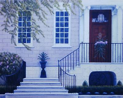 Painting - Charleston Homefront by Jean Ehler