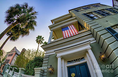 Photograph - Charleston Patriot by David Smith