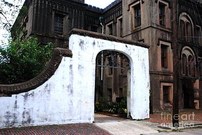 Photograph - Charleston Old Jail 1802 by Jacqueline M Lewis