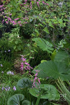 Photograph - Charleston Secret Garden Path by Dale Powell