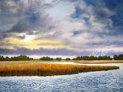 Painting - Charleston Sky by Shirley Braithwaite Hunt