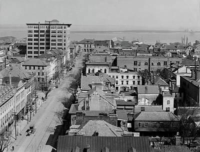 Photograph - Charleston South Carolina 1900s by L O C