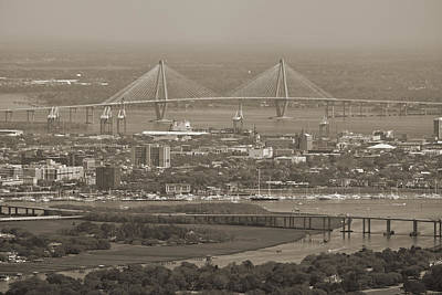 Charleston South Carolina Aerial Original