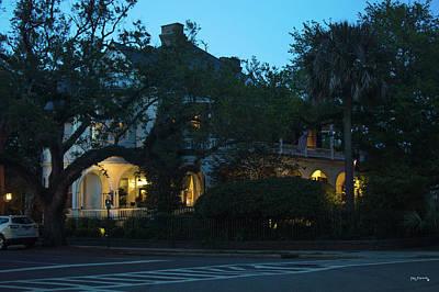 Photograph - Charleston South Carolina House 2 by Ken Figurski