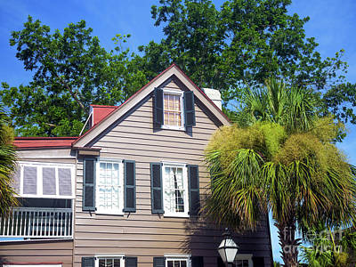 Photograph - Charleston Style by John Rizzuto