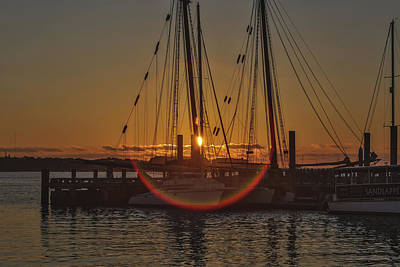 Photograph - Charleston Sunrise by Jimmy McDonald