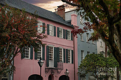 Photograph - Charleston Tourist Landmark by Dale Powell