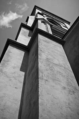 Charleston Unitarian Church Steeple Original