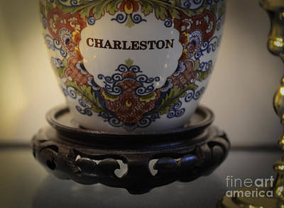 Photograph - Charleston Vase by Dale Powell