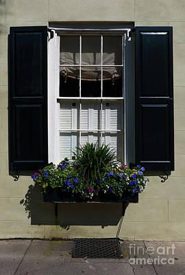 Photograph - Charleston Window Display by Dale Powell