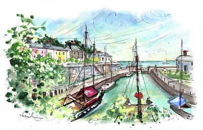 Painting - Charlestown 03 by Miki De Goodaboom